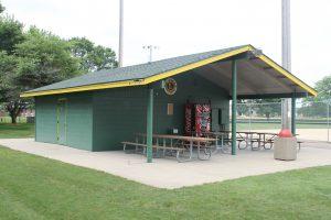 Lions Park Shelter