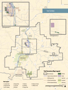 Oregon Park District - Trail Corridors